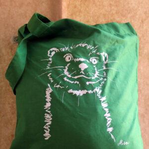 Tasche-otter-leaf-green