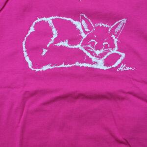 Kids Fuchs pink