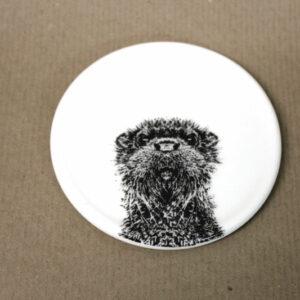 otter untersetzer