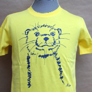 Kids Otter buttercup yellow