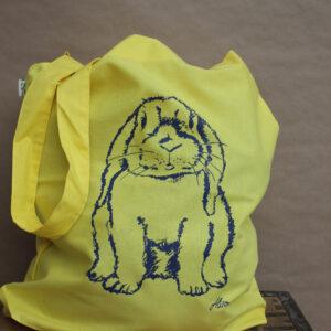 Tasche Archie buttercup yellow