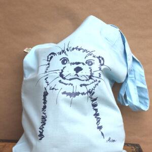 Tasche Otter light blue