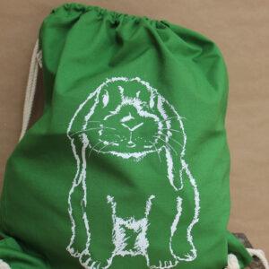 Turnbeutel Archie leaf green