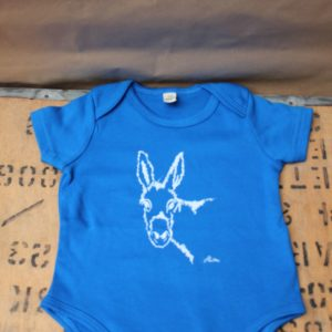Babybody Emil bright blue