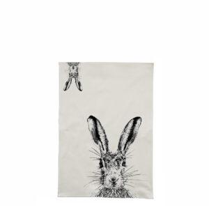 Sassy-Hare-tea-towel
