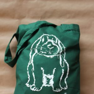 Tasche Archie bottle green