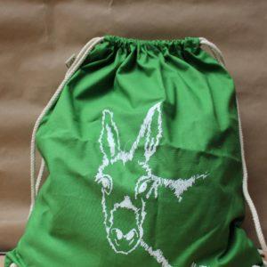 Turnbeutel Emil leafgreen