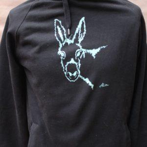 hoodie emil black