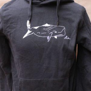 hoodie noah black
