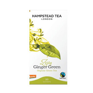 hampstead ginger green