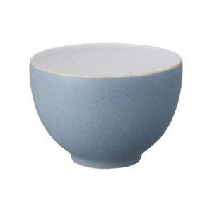 impression blue deep noodle bowl