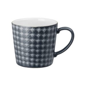 impression charcoal diamond large mug