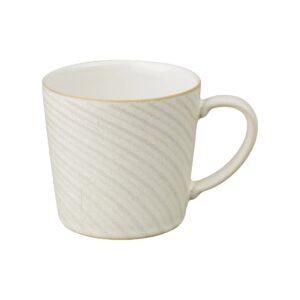 impression cream spiral large mug