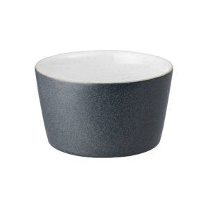impression straight small bowl charcoal
