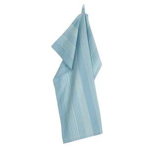 tea towel ice stripes