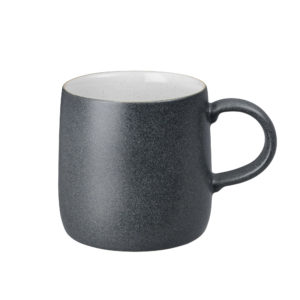 impression charcoal blue small mug Kopie