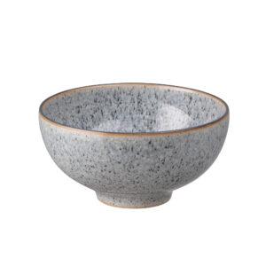 studio grey rice bowl