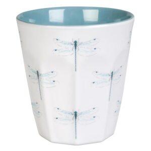 dragonfly melamine cup